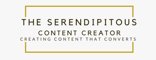 The Serendipitous Content Creator